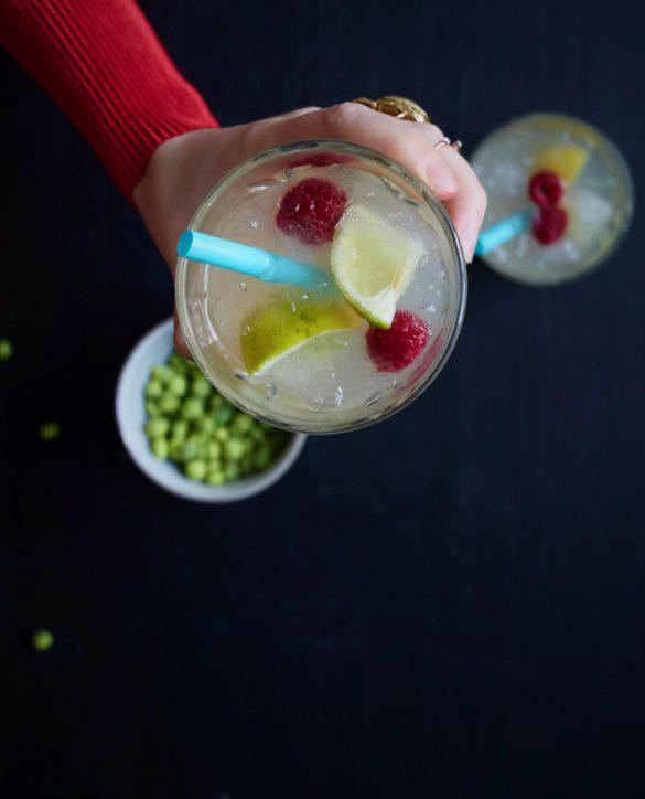 yuzu tequila drink